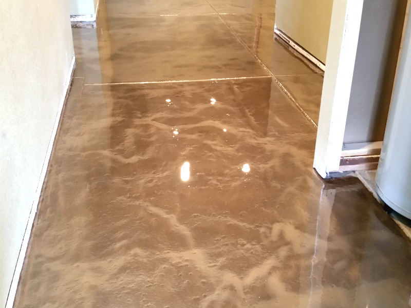 Residential Floor Coating Professionals In Colorado
