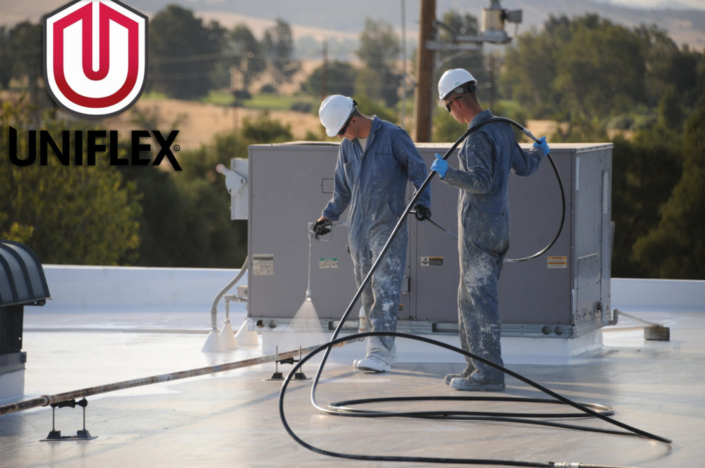 Roof Coating System Saves You Time And Money Zenith Painting Coatings