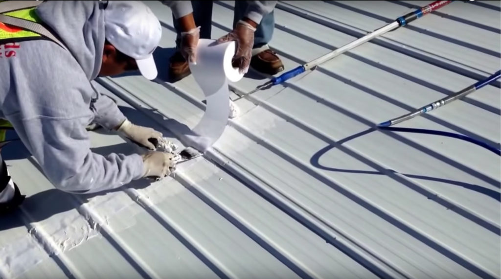 5 Flat Roof Types That Need Roof Coating Systems