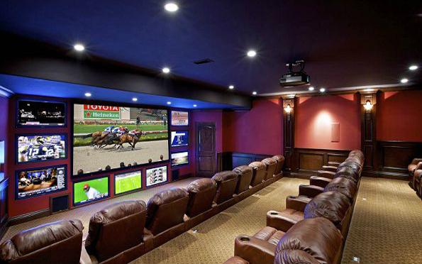 Star Lounge Movie Theatres