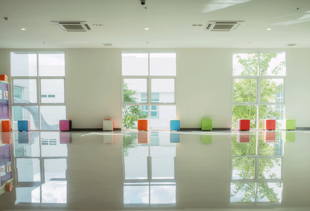 How to Choose a Floor Coatings Design