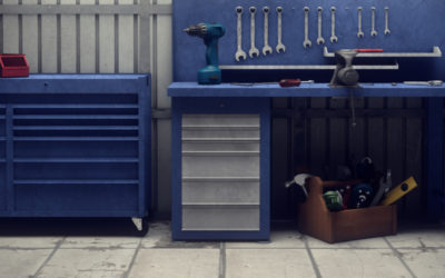 Turn your Garage into a Dream Workshop this Summer!