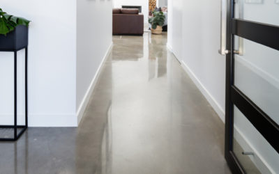 Polished Interior Concrete Floors Are In: Here is what you need to know!