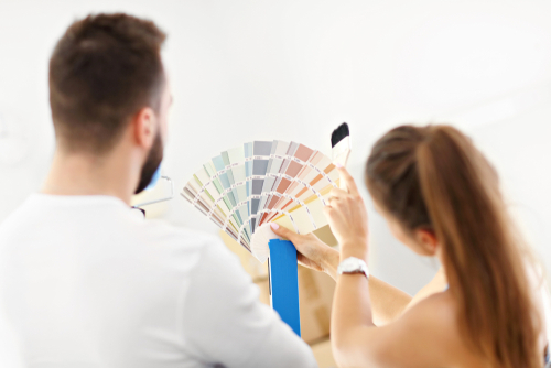 Selecting Paint Colors from Residential Painters In Denver