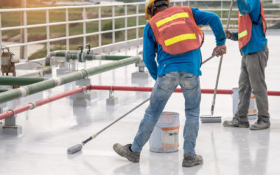 Can Commercial Roof Coatings Weather the Storm?