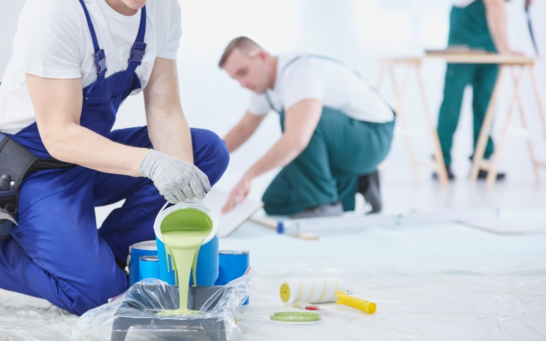 How to Select a Residential Painting Company